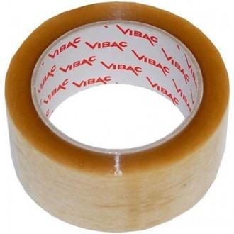 VIBAC taśma pakowa SOLVENT transparent 48/66