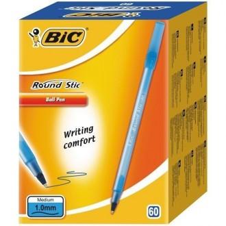 Długopis BIC ROUND STIC CLASSIC niebieski