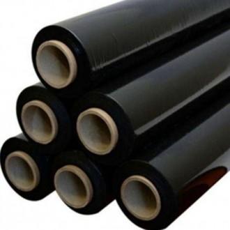 Folia ręczna 3kg czarna 23mic 50/250m  (9szt)